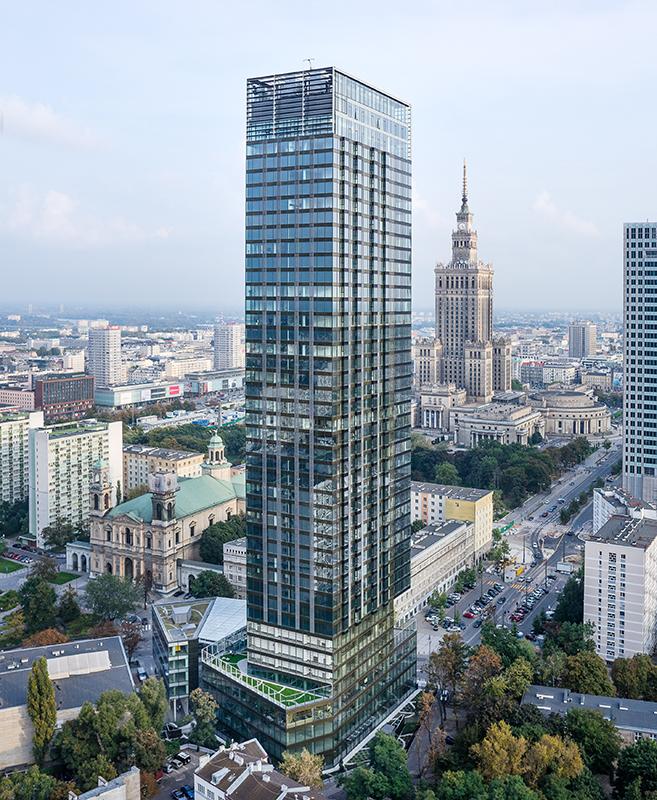 FKN Gruppe - Twarda Tower Warsaw